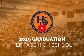 2019 Graduation Heritage High School